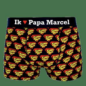 Vaderdag boxershort bedrukken