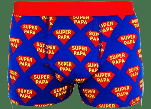Super Papa Onderbroek Bedrukken