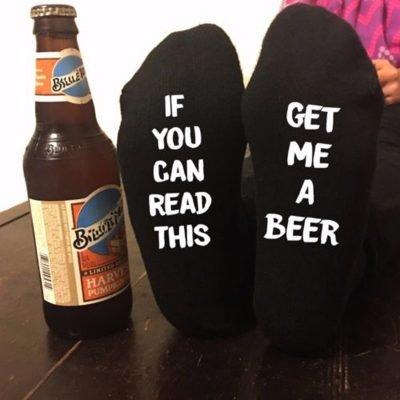 Bring Me Beer Sokken