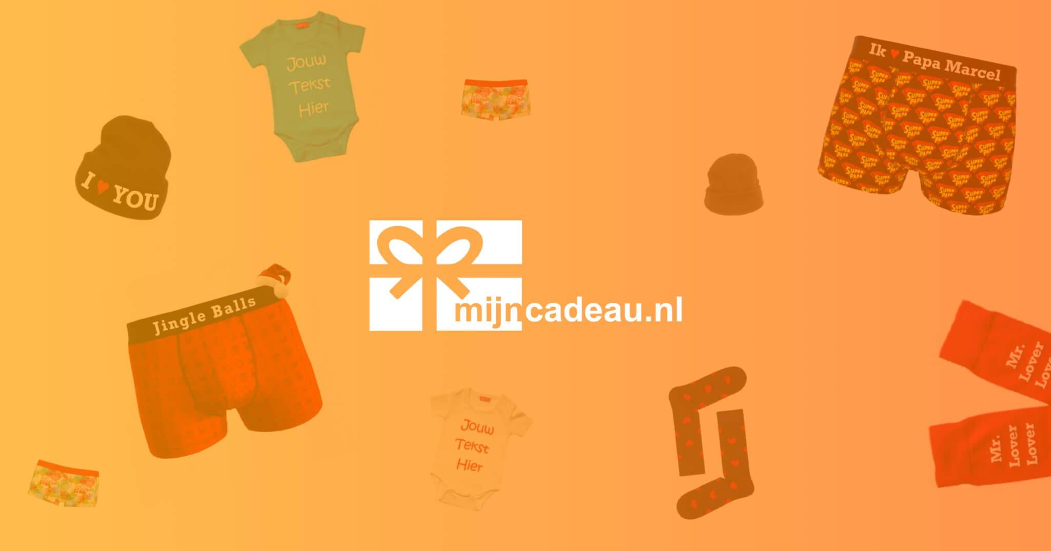 acbc2cd453b Bedrukte cadeaus van MijnCadeau.nl - Persoonlijk en leuk!
