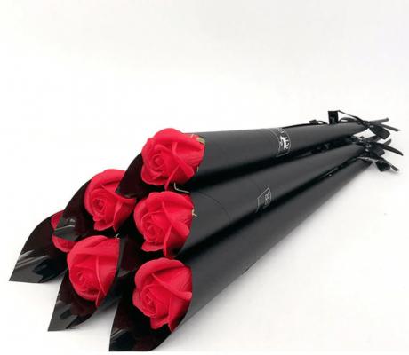 Rode Geur Roos