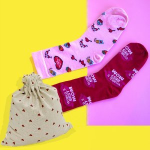 Moederdag sokken giftset