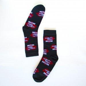 Moederdag sokken zwart
