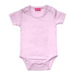 Roze Baby Rompertje