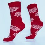 Moederdag Sokken Set Roze En Rood