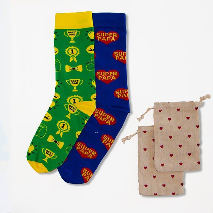 beste vader sokken set mijncadeau bedrukte cadeaus en. Black Bedroom Furniture Sets. Home Design Ideas