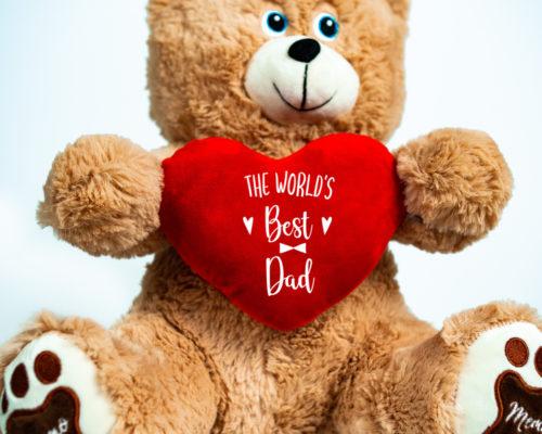 Hart Accessoire World's Best Dad